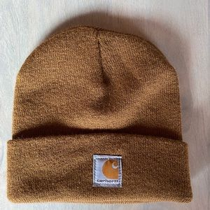 Carhartt Youth Beanie in Light Brown